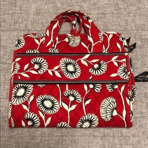 Handbags - Vera Bradley hanging travel organizer